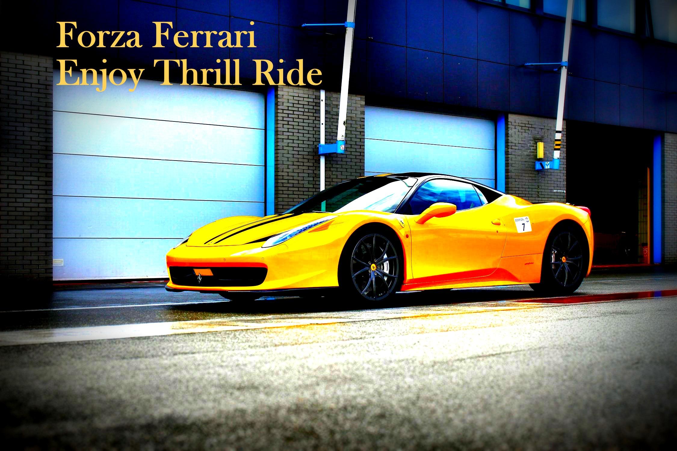 Forza Ferrari